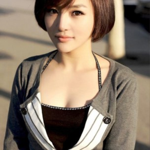Japanese-Short-Bob-Hairstyles-2015