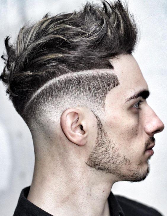Sensational Mens Hairstyles 2017 6 Hairstyles For Men Maxibearus